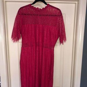Brand new lace dress